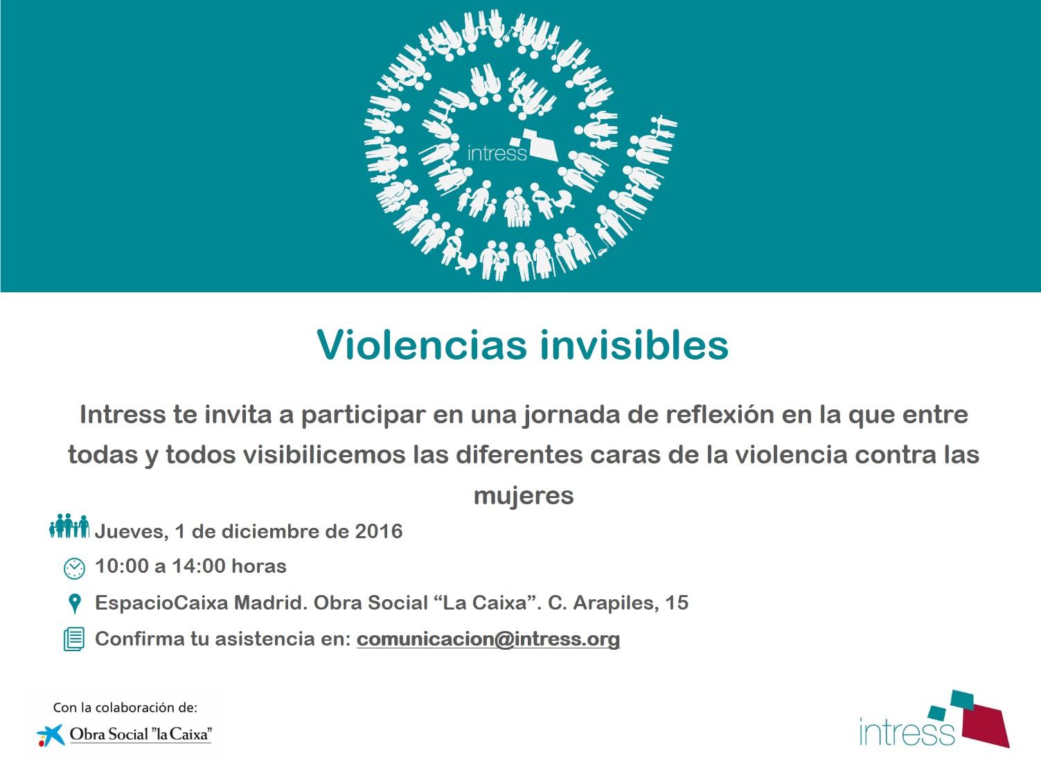 violencias invisibles