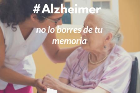 Dia del Alzheimer