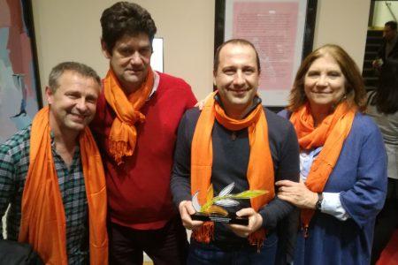 1ª Gala de Trabajo Social del Colegio Oficial de Trabajadores Sociales de Madrid