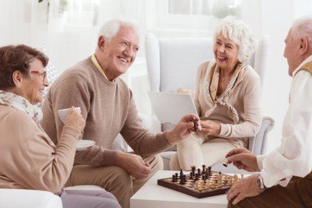 La eliminación de las sujeciones en los centros y servicios para los mayores