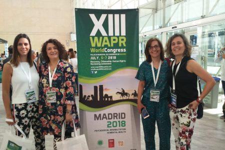 El área de Salud Mental se cita con los referentes mundiales en Madrid