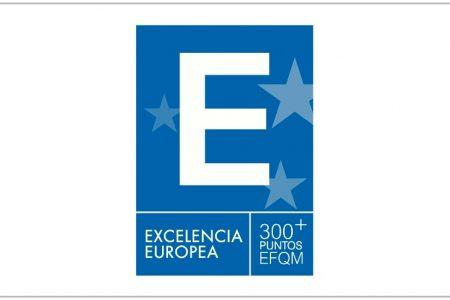 REVALIDAMOS EL SELLO DE CALIDAD EFQM +300