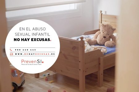 PREVENSI EMPIEZA A INTERVENIR CONTRA EL ABUSO SEXUAL INFANTIL